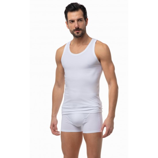 Men's elastic jersey with strap Minerva Sporties 2Pcs