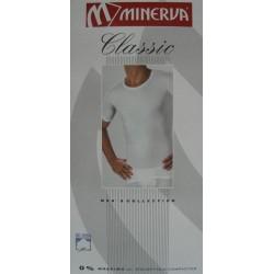 Shortsleeve Crew Neckline Men's Vest Minerva