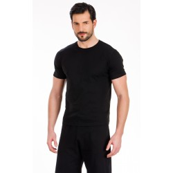 Men's T-Shirt Minerva with closed neck