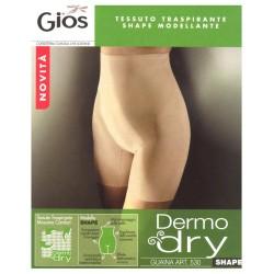 High Waisted Shaping Shorts Gios
