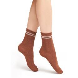 Ankle High Socks Soft&Chic 146K Golden Lady