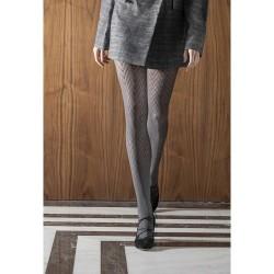 Fashion Tights With Zig Zag Pattern Ider