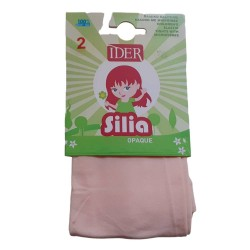 Girl's Opaque Tights Silia40 Ider