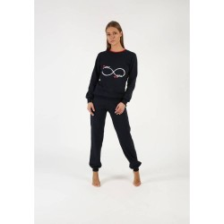 Women's Cotton Pyjamas Infinity Miss Rodi