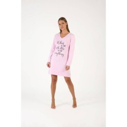 Women's Cotton Nightshirt Miss Rodi