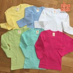 Long Sleeve Kids T-Shirt Nina Club