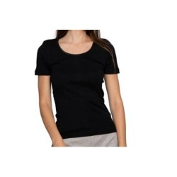 Women's Cotton T-Shirt with Short Sleeve Nina Club