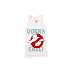 Sleeveless Children's T-Shirt with Nina Club Designs