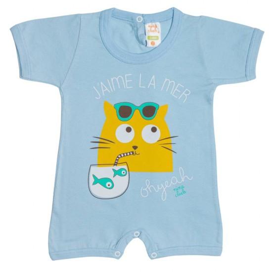 Baby Cotton Bodysuit Nina Club