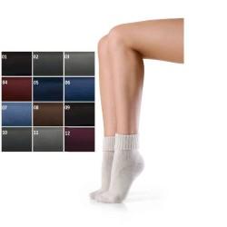 Acrylic Soft Socks Risvoltina Pezzini