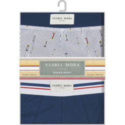 Men's Boxer Set of 2 Pieces Ysabel Mora
