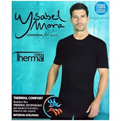 Short Sleeved Thermal T-shirt