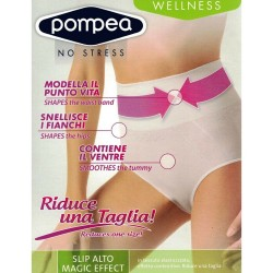 High Waisted Shaping Panty Pompea