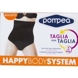 Slimming High Waisted Briefs Pompea