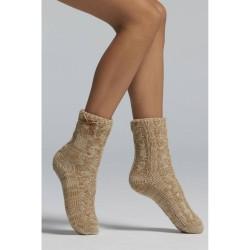 Women's Fashion Socks With Anti-slip Outsole Aida Pompea